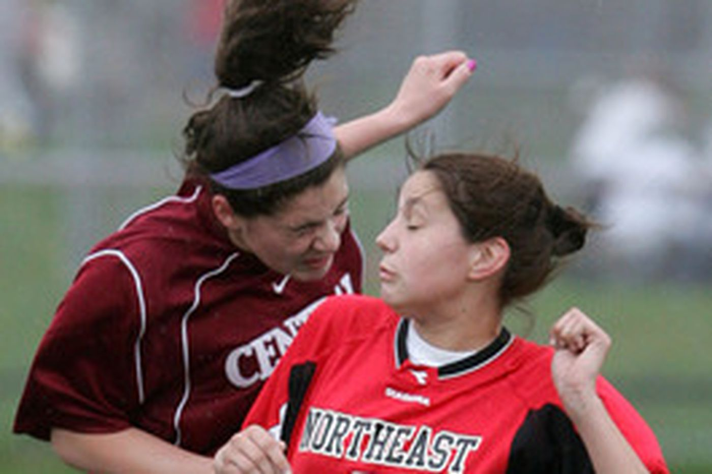 Central tops Northeast, 2-0