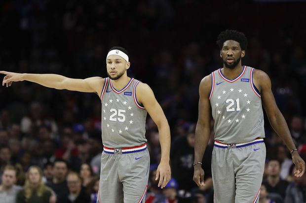 Sixers receive 'Earned Edition' uniforms in honor of playoff appearance