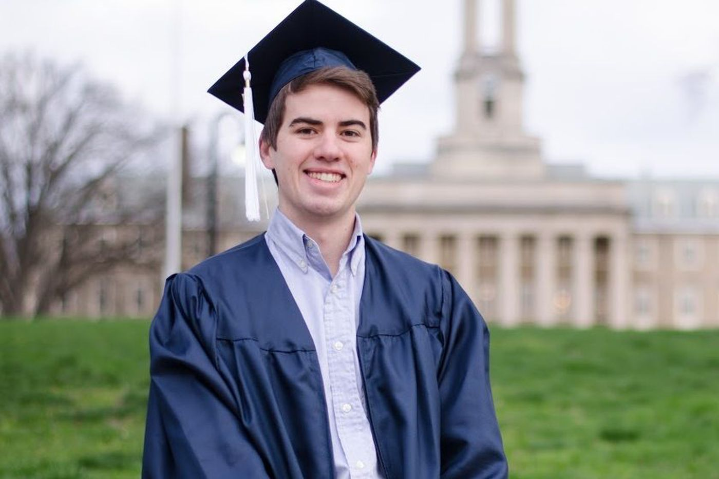 Jack T. Phillips, 23, Penn State grad who aspired to protect the environment