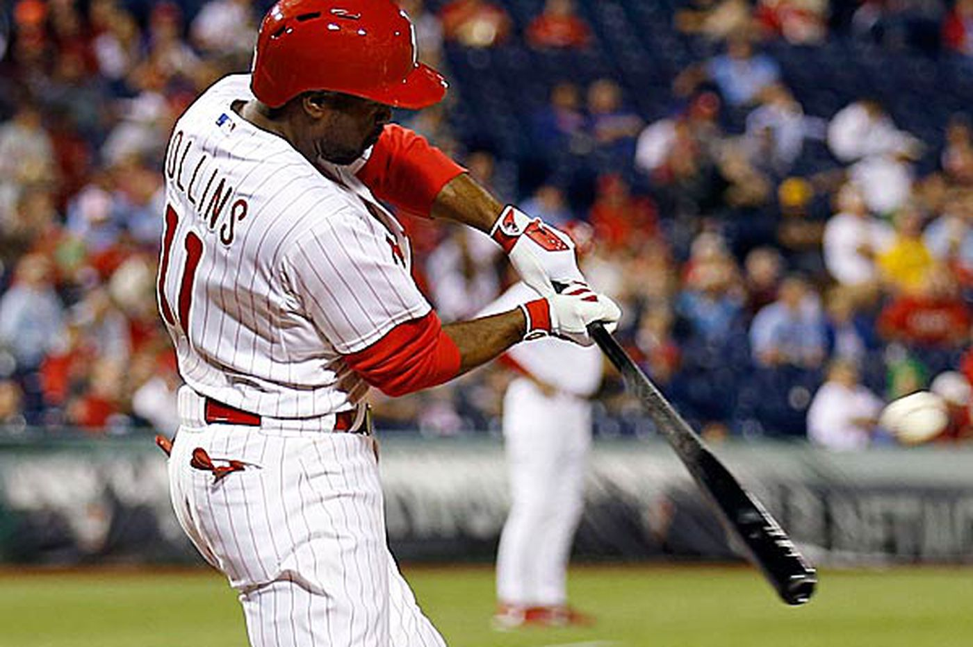 Phillies Notebook: Rollins hoping to make a mark in LA