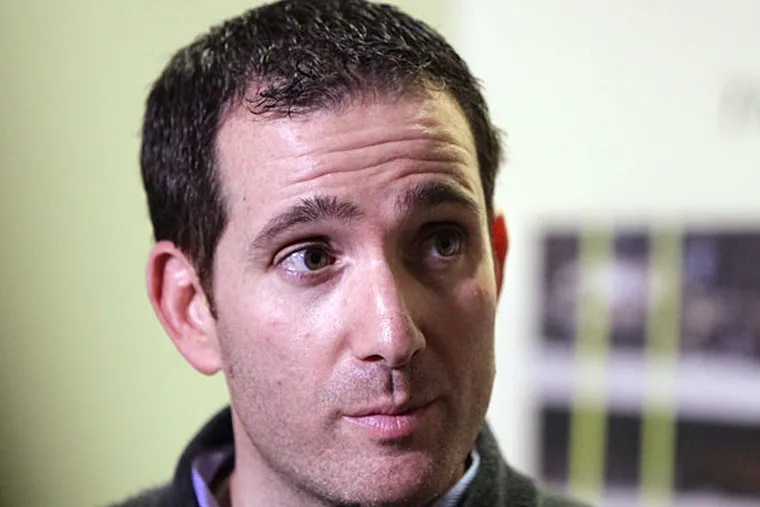 Eagles general manager Howie Roseman. (David Maialetti/Staff Photographer)