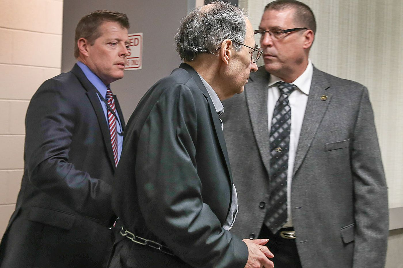 After damning report, priest sentenced for sex abuse