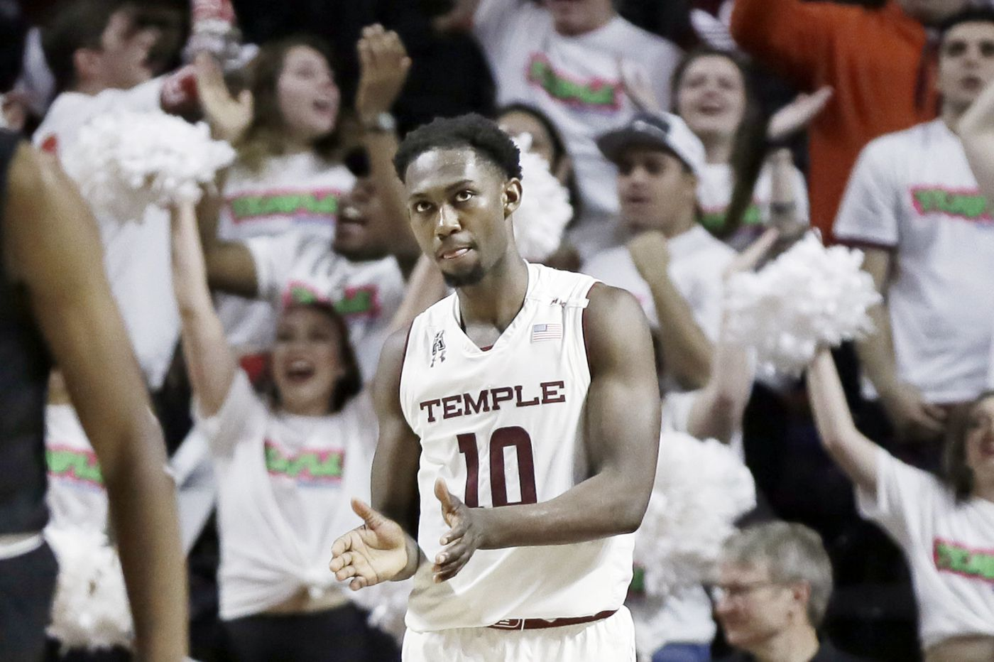 Temple's Shizz Alston has come a long way from a frustrating freshman season