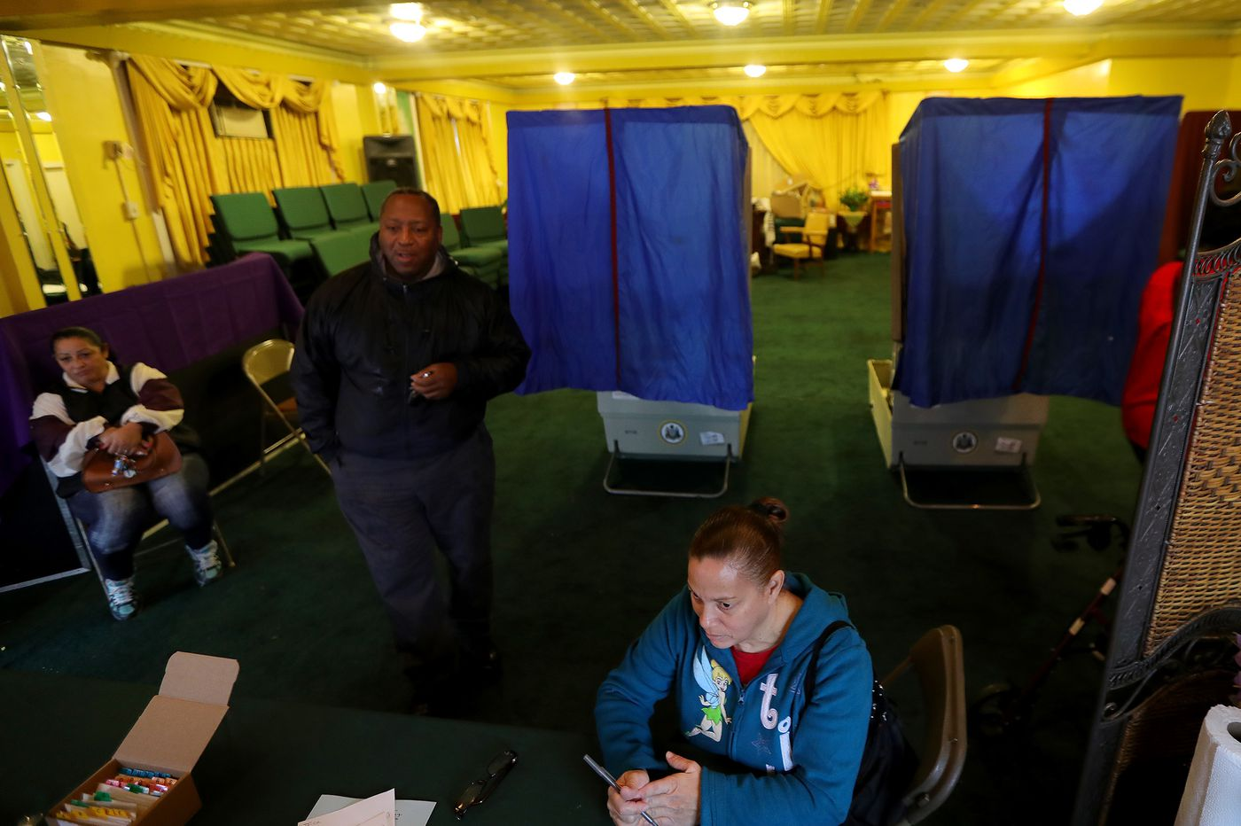 The election is done, but improving voting in the state isn't over | Editorial
