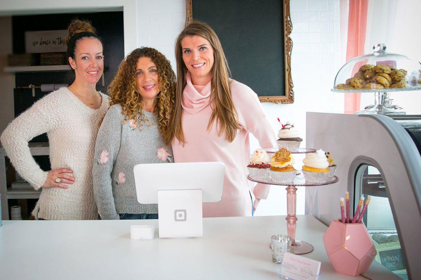 Nut-free cupcake bakery opens in Conshohocken