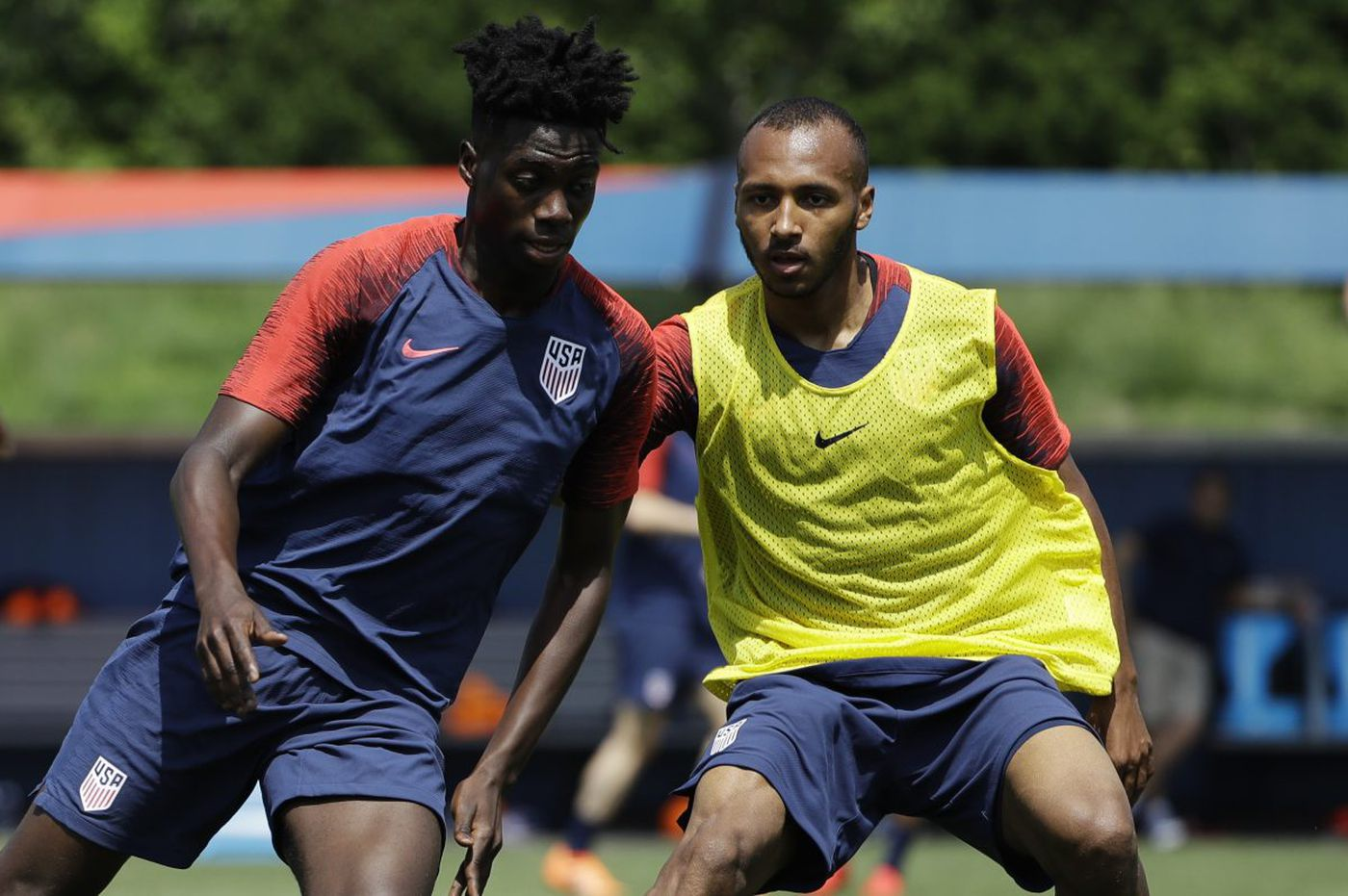 Julian Green never gave up on returning to the U.S. national soccer team