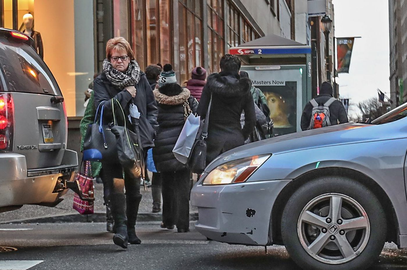 Philly to explore using civilian traffic cops to unjam the streets