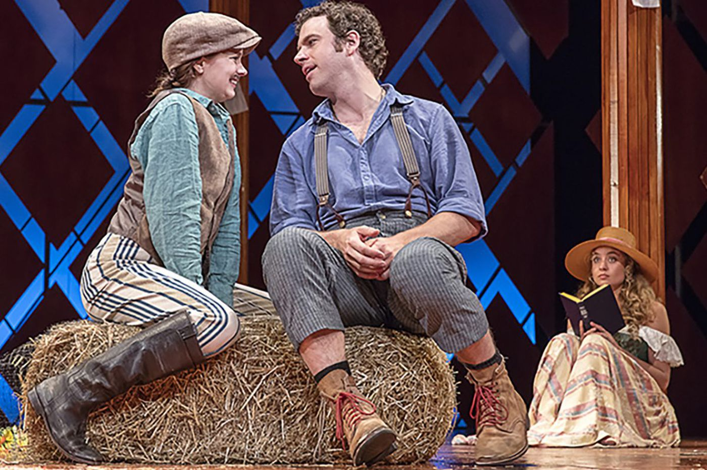 A darker 'As You Like It' from the Pennsylvania Shakespeare Festival