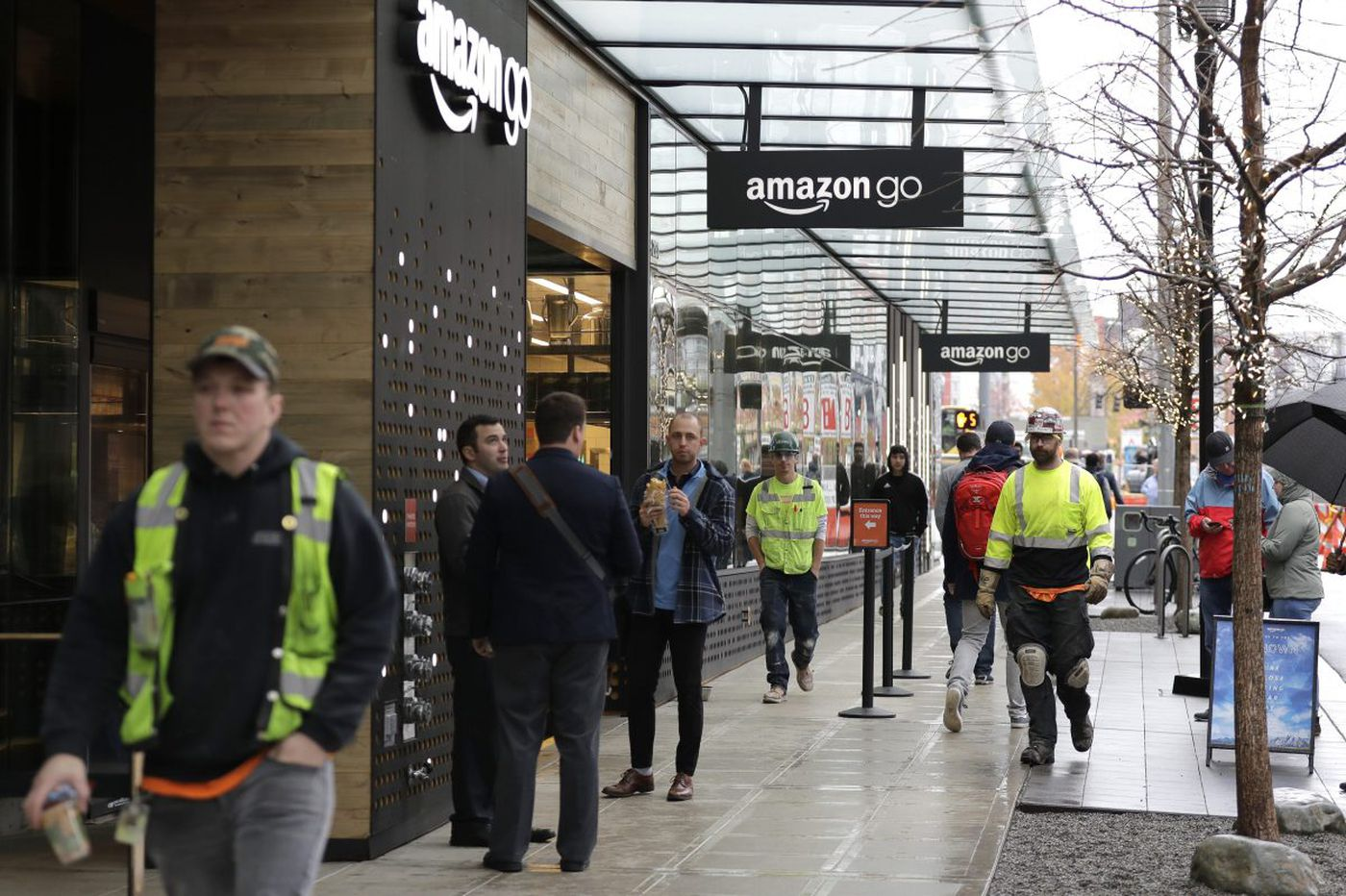 Amazon physical stores likely coming to Philly within two years, PREIT CEO says