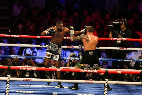 Light heavyweight Jesse Hart says right hand injury limited him in split-decision loss to Joe Smith Jr.