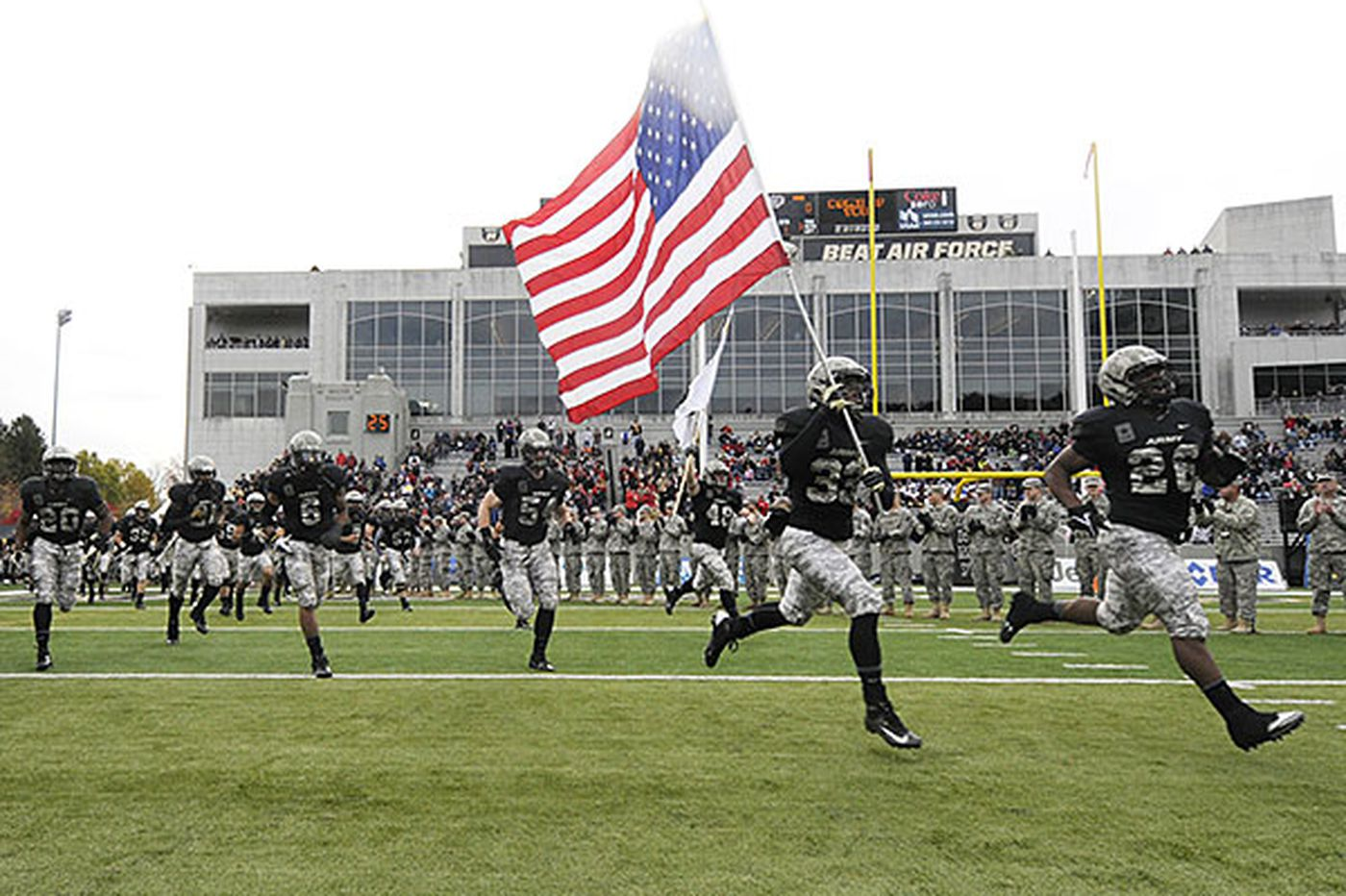 Army aims to end 11-game slump against Navy
