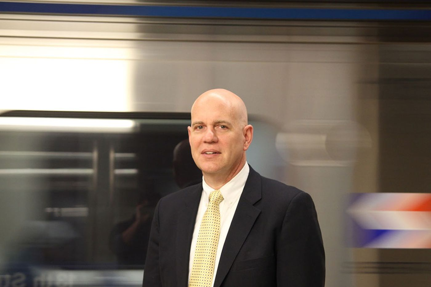 SEPTA's general manager to depart this year