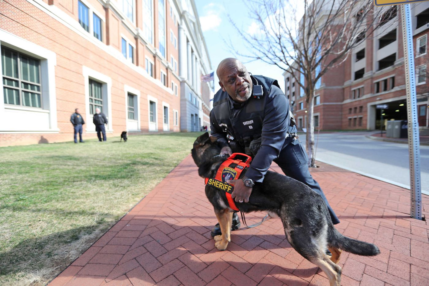 Chesco sheriff's K-9 academy, first in suburbs, is a howling success