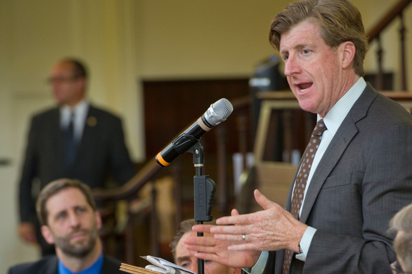 Patrick Kennedy testifies for Pa. drug treatment reform