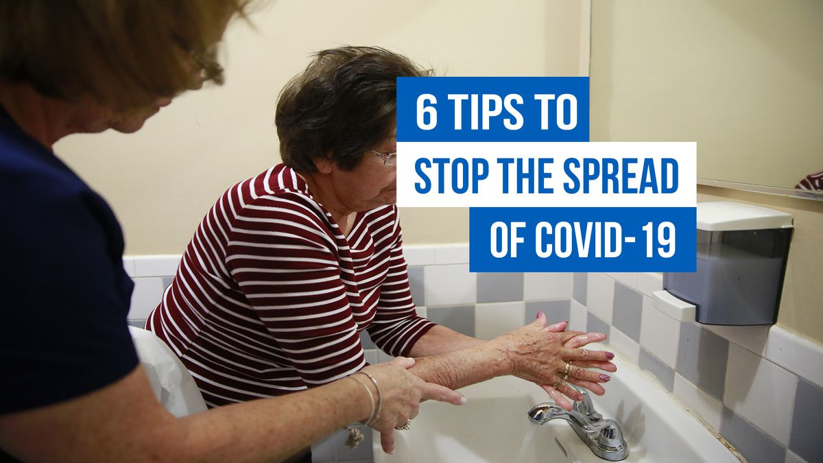 6 good hygiene tips to protect yourself from COVID-19