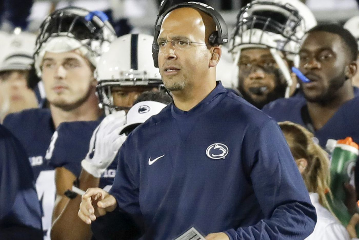 Penn State completes 2020 football schedule