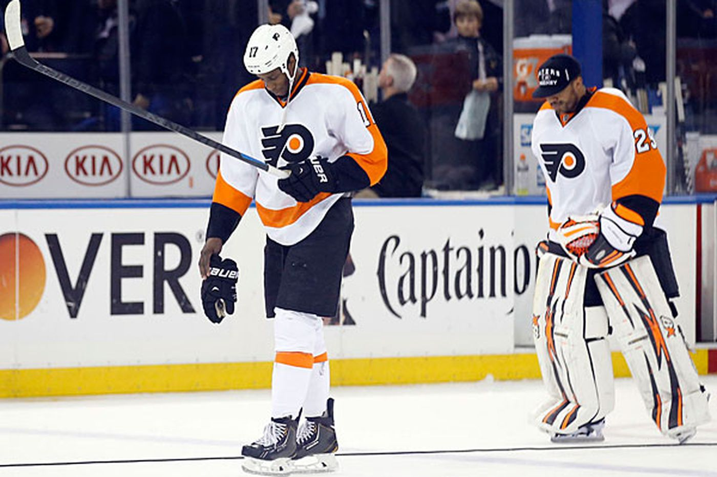 Inside the Flyers: How can the Flyers improve?