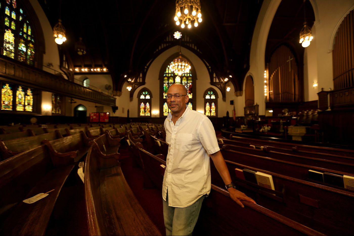 United Methodist Church forgives black congregations' debts, and apologizes