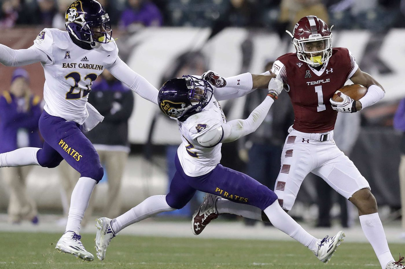 Former Temple wide receiver Ventell Bryant earns a contract with the Cincinnati Bengals after impressive tryout