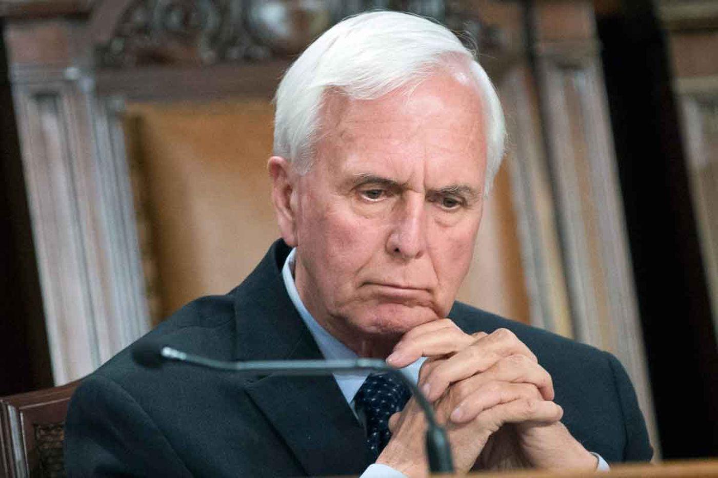 Pa. Sen. Stewart Greenleaf, longtime Montco legislator, won't seek reelection