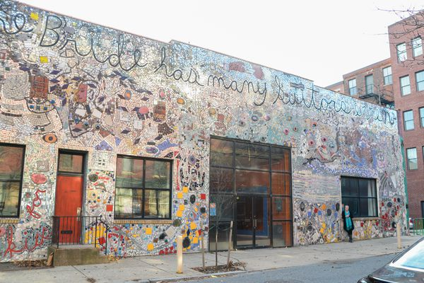 Painted Bride seeks court approval for sale of its Old City building, sheathed with Zagar mosaics