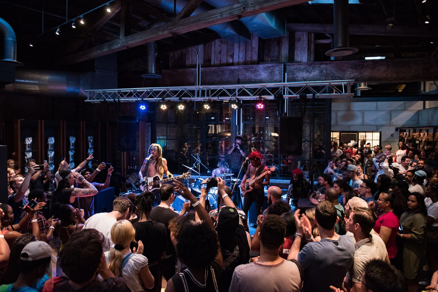 La Colombe's new live concert series could lead to an activism-oriented SXSW in Philadelphia