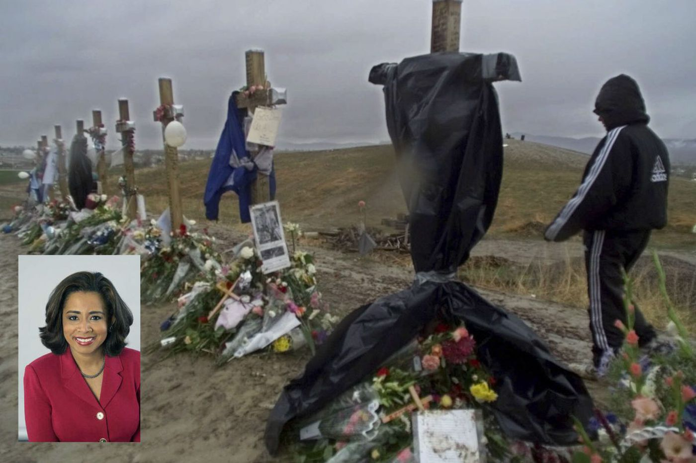 Littleton native Renee Chenault-Fattah on Columbine anniversary: 'Not enough has changed.'   Perspective