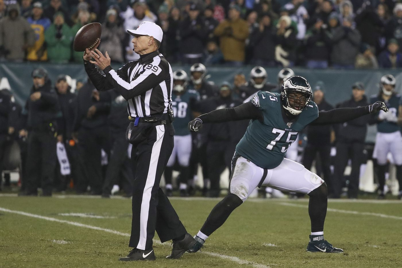 The Eagles' NFL playoff scenarios after Week 16 win over Cowboys