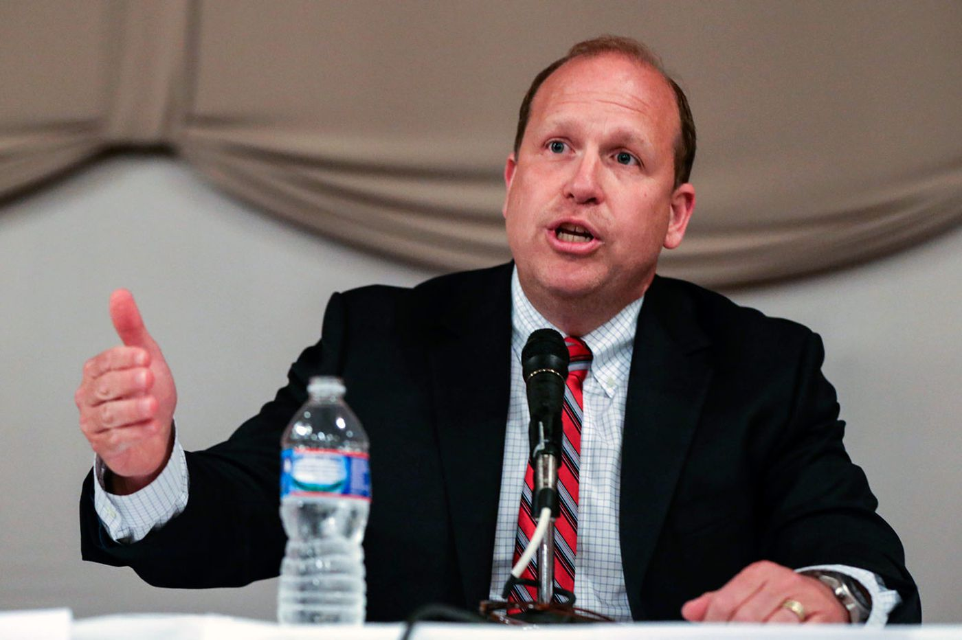 Pa. Senate Democrats reviewing complaint about State Sen. Daylin Leach