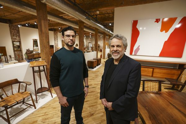 Moderne Gallery has a new generation in the high-end furniture biz, now in Port Richmond