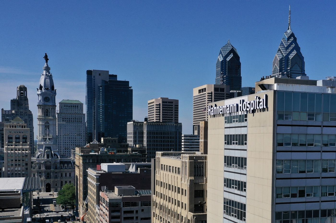 Hahnemann University Hospital's inner turmoil: A timeline of changes, layoffs, and closing