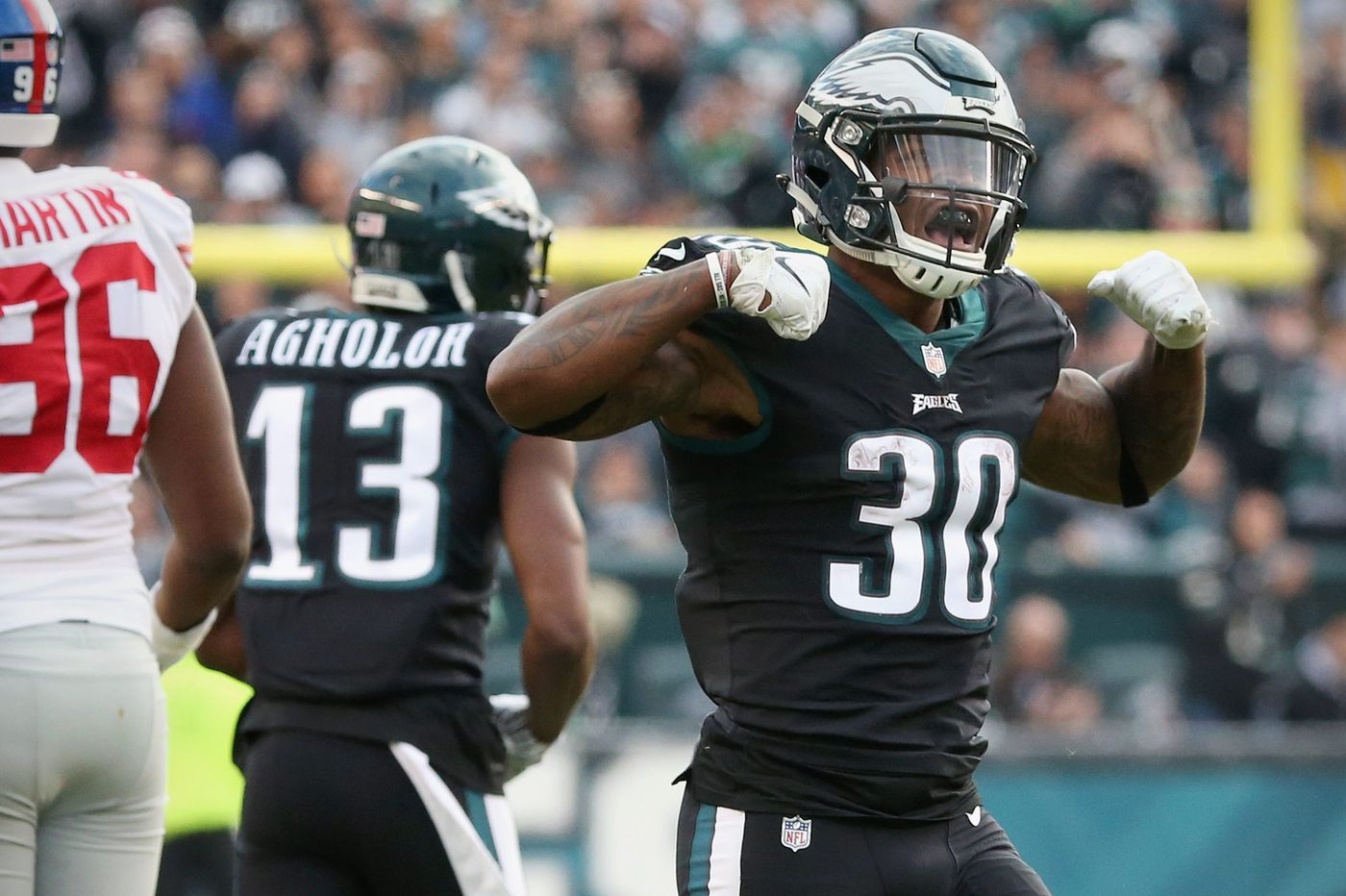 Eagles chat replay: Zach Berman on injuries, who's returning next year and more