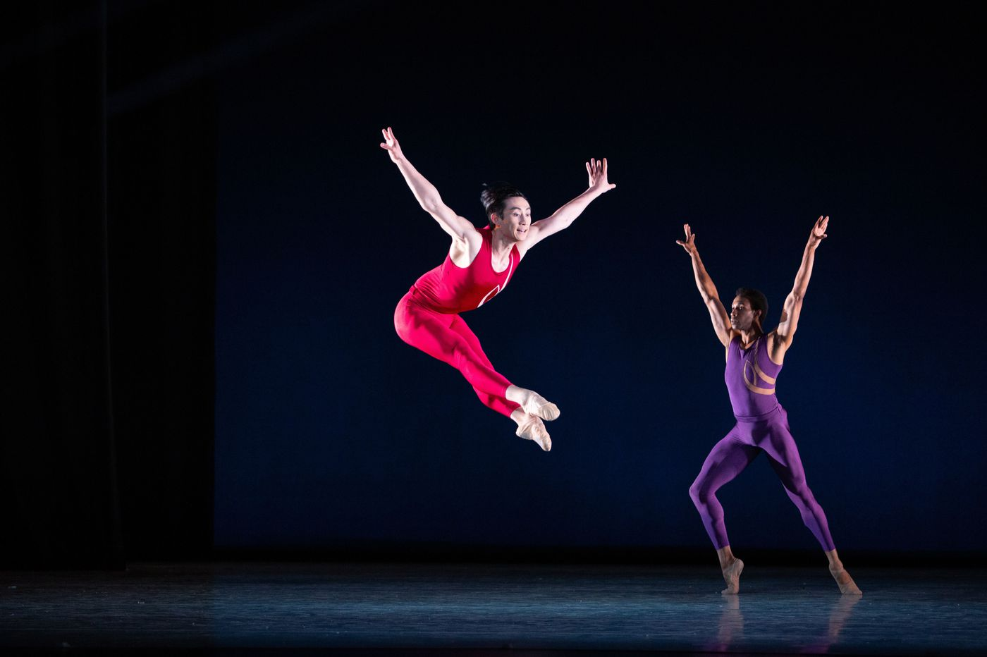 At Pennsylvania Ballet, a new Elo and a farewell to principal dancer Ian Hussey