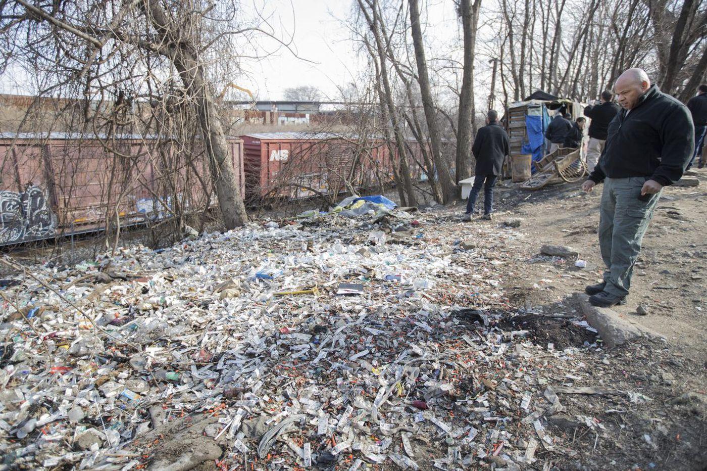 Kensington heroin gulch cleanup - what about Air Bridge?