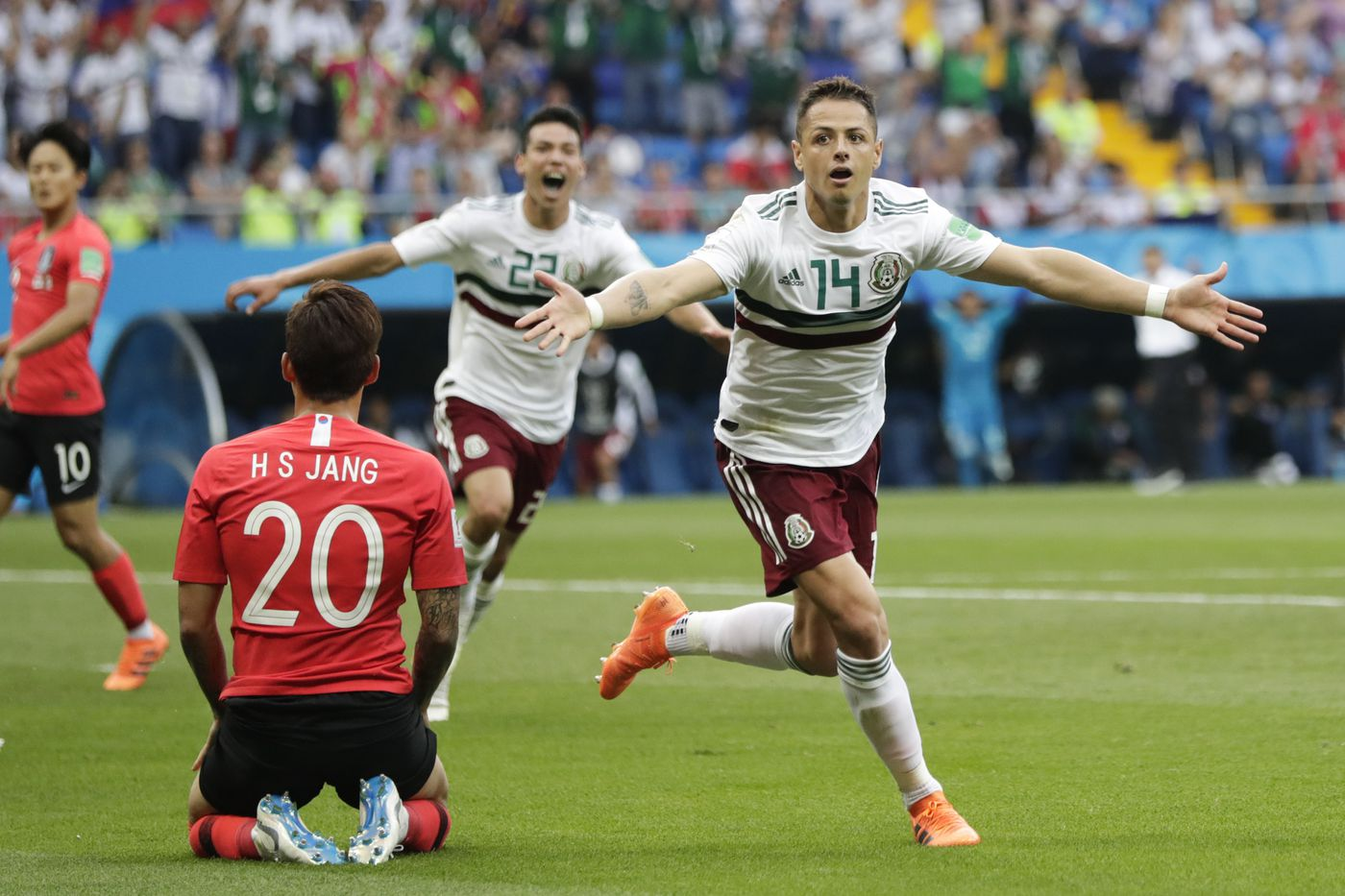 World Cup schedule, TV and streaming info: Mexico, Brazil aim to win their groups