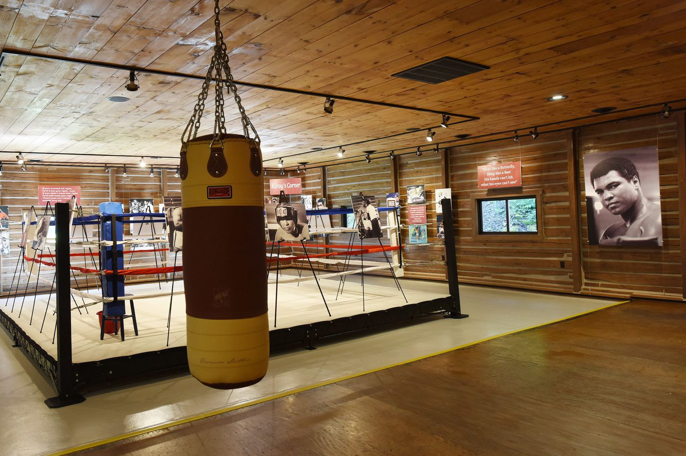 Muhammad Ali's secluded Pa  camp and the fight to save it