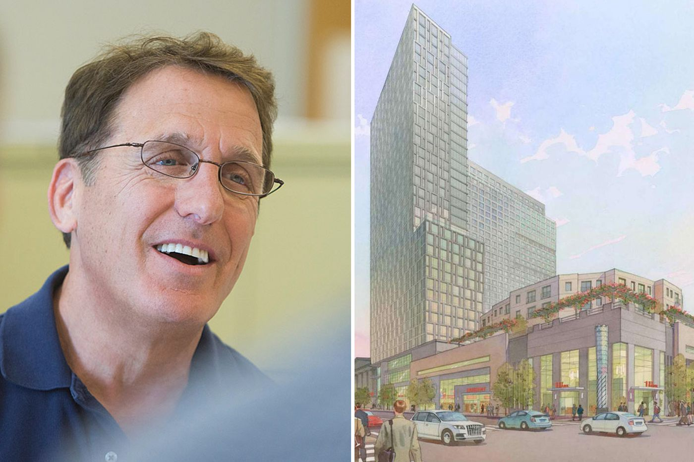 Neighbors move to stop Bart Blatstein's Broad and Washington tower in court
