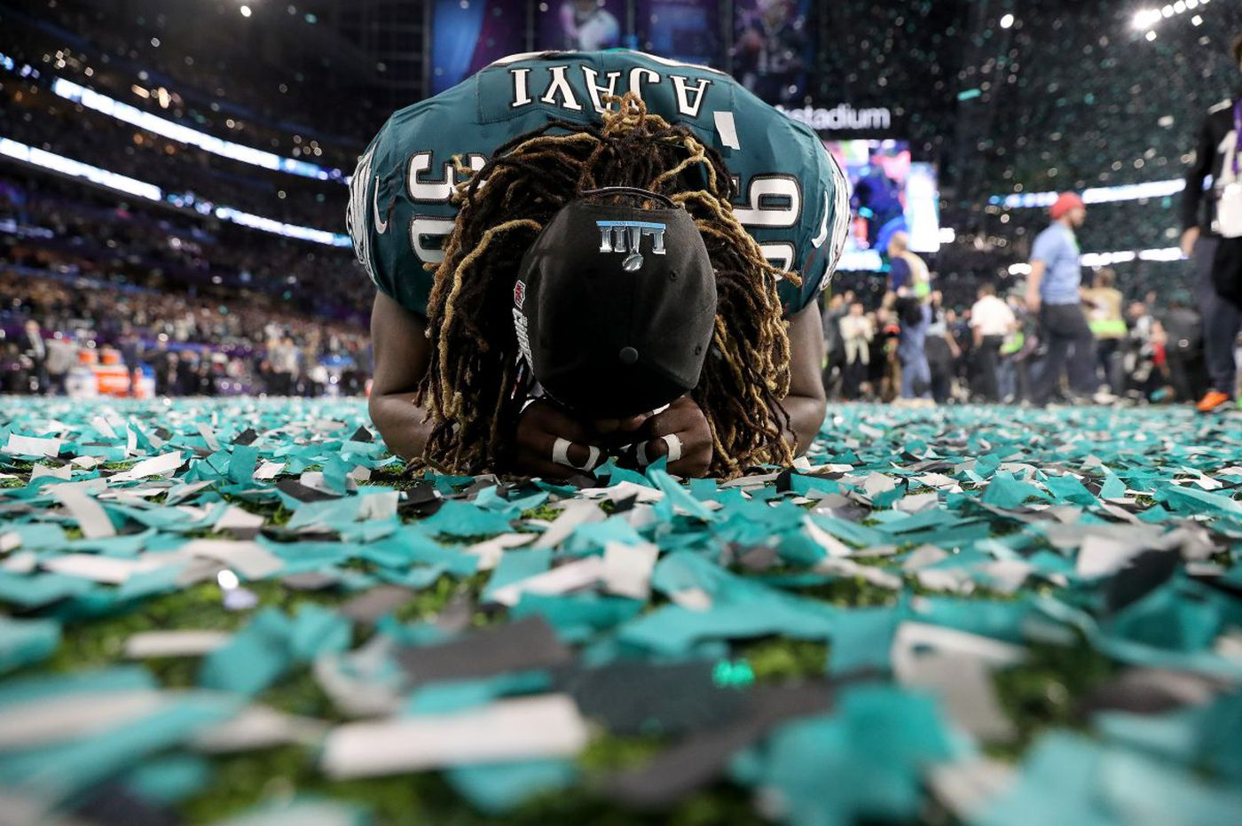 Grading the Eagles' Super Bowl win over the Patriots | Paul Domowitch