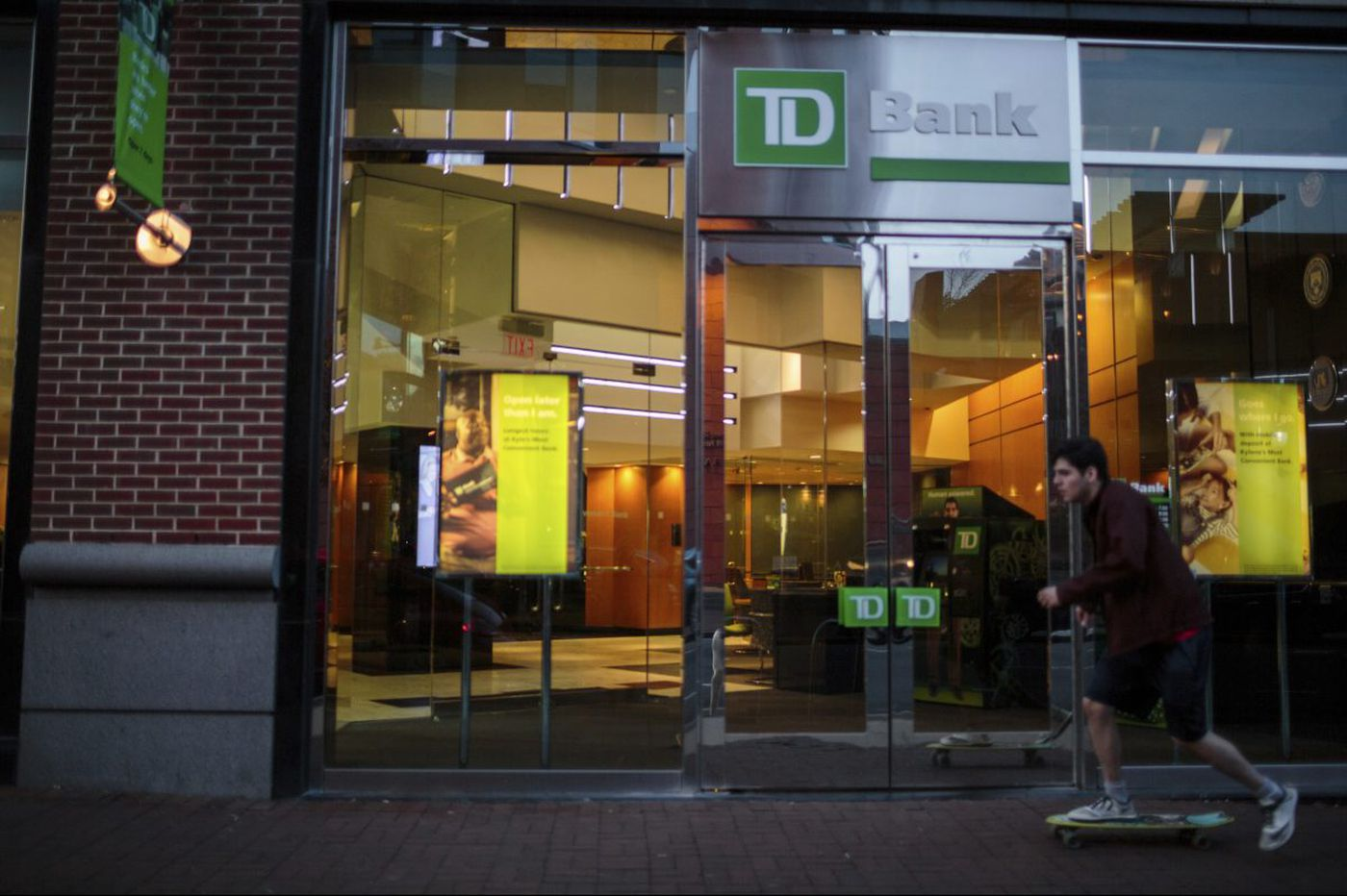 Tuesday updates: TD Bank still putting customers back online