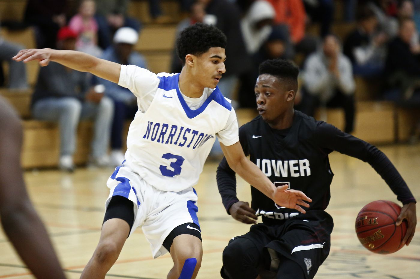 Norristown's balanced attack too much for Lower Merion in Diane Mosco Foundation Shootout