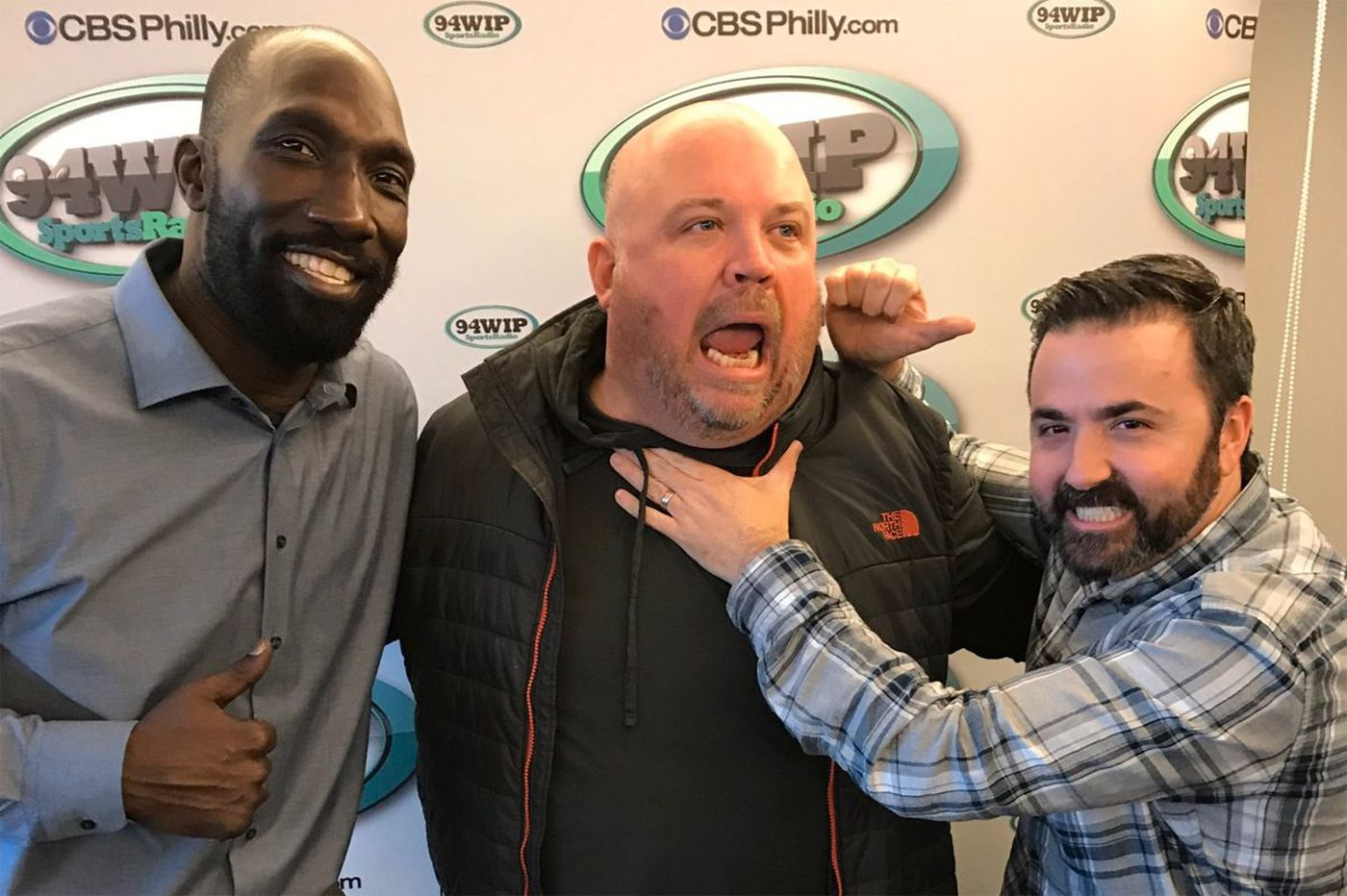 Former WIP host Chris Carlin's move to New York to replace Mike Francesa isn't going well
