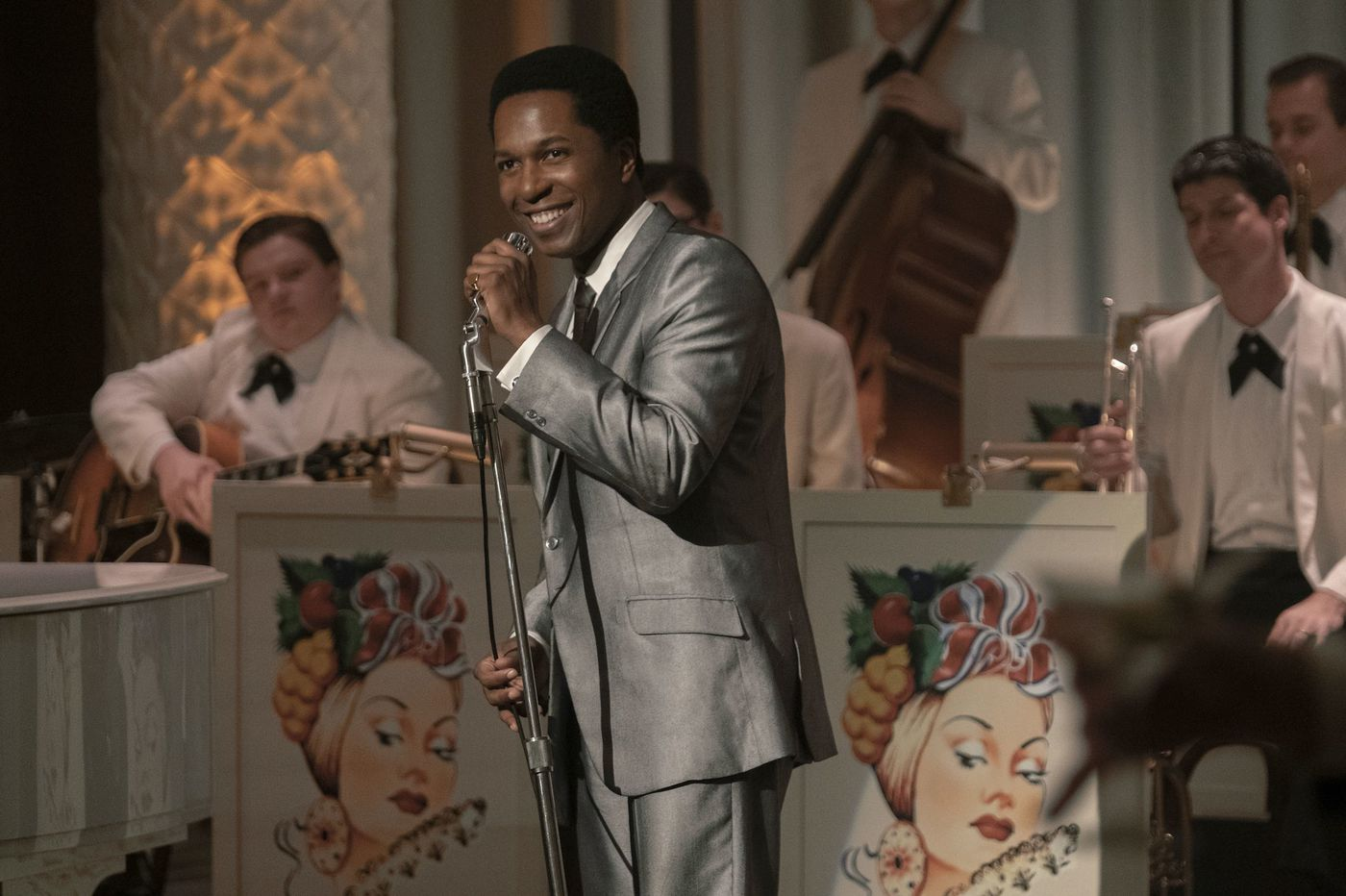 Philly's Leslie Odom Jr. won't brag, but he steals the show as Sam Cooke in 'Miami'