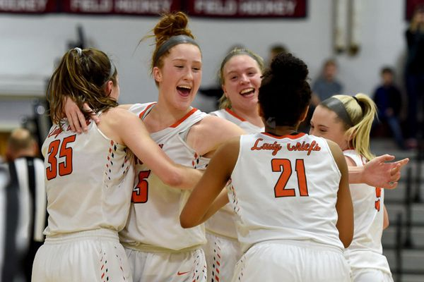 Alexa is the last Therien on the Cherokee girls' basketball team