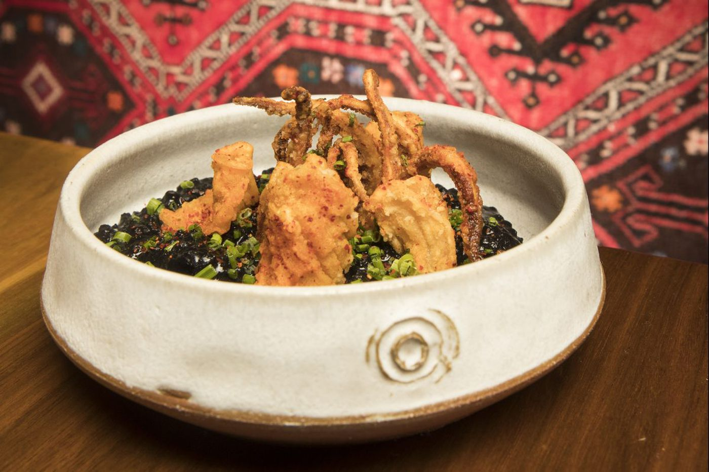 Tod Wentz taps the thrill of wood-fired Spanish flavors at Oloroso