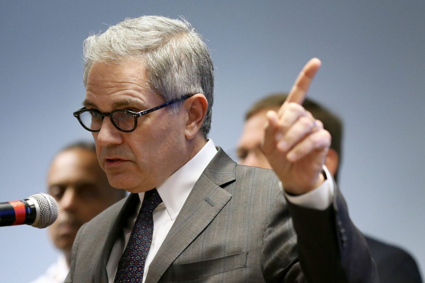 Under court order, District Attorney Krasner releases list of tainted police