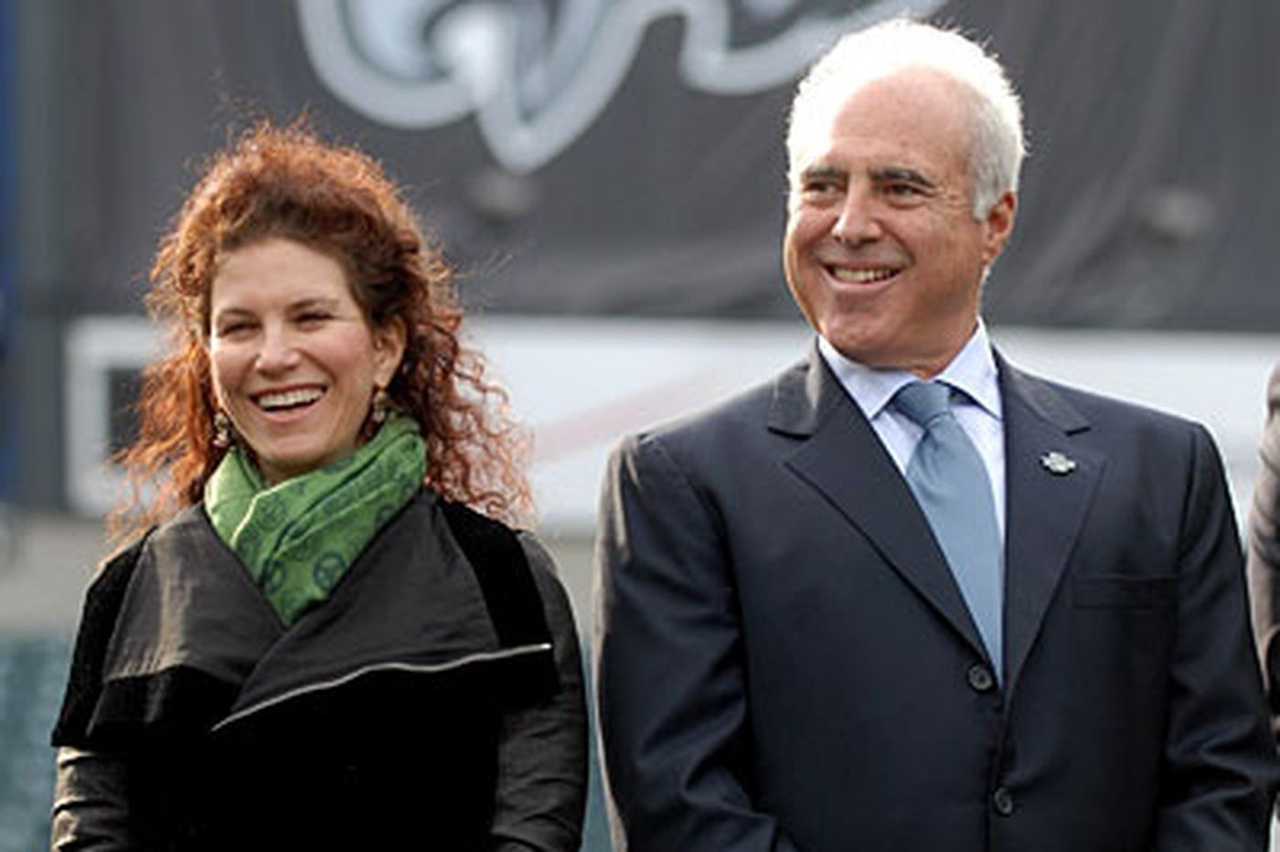 Ex-wife of Eagles owner Jeffrey Lurie steps away from day-to-day role with team