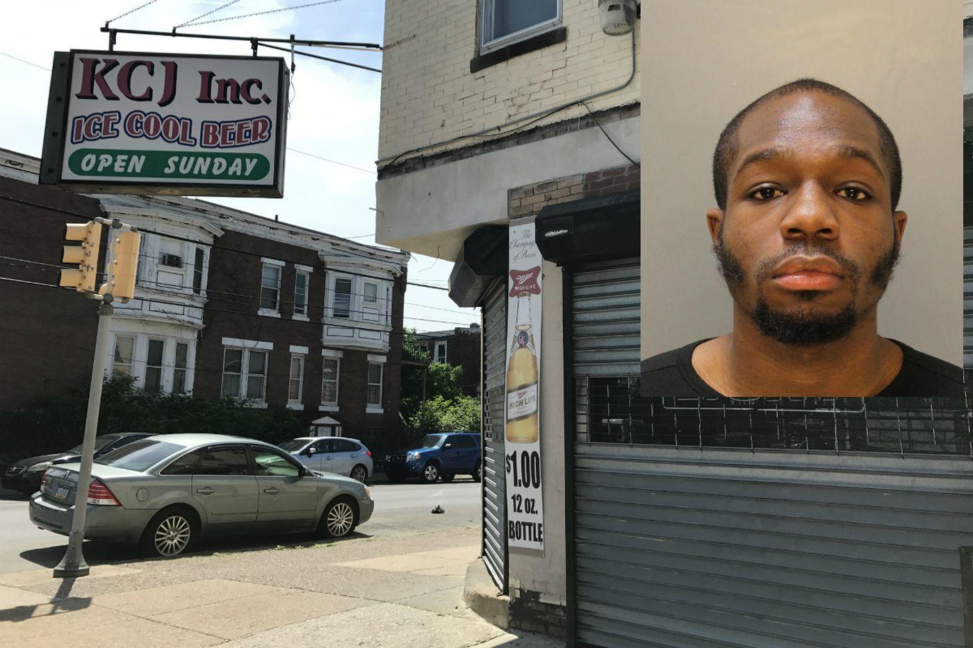 Man, 29, surrenders in AK-47 shooting of West Philly beer deli owner