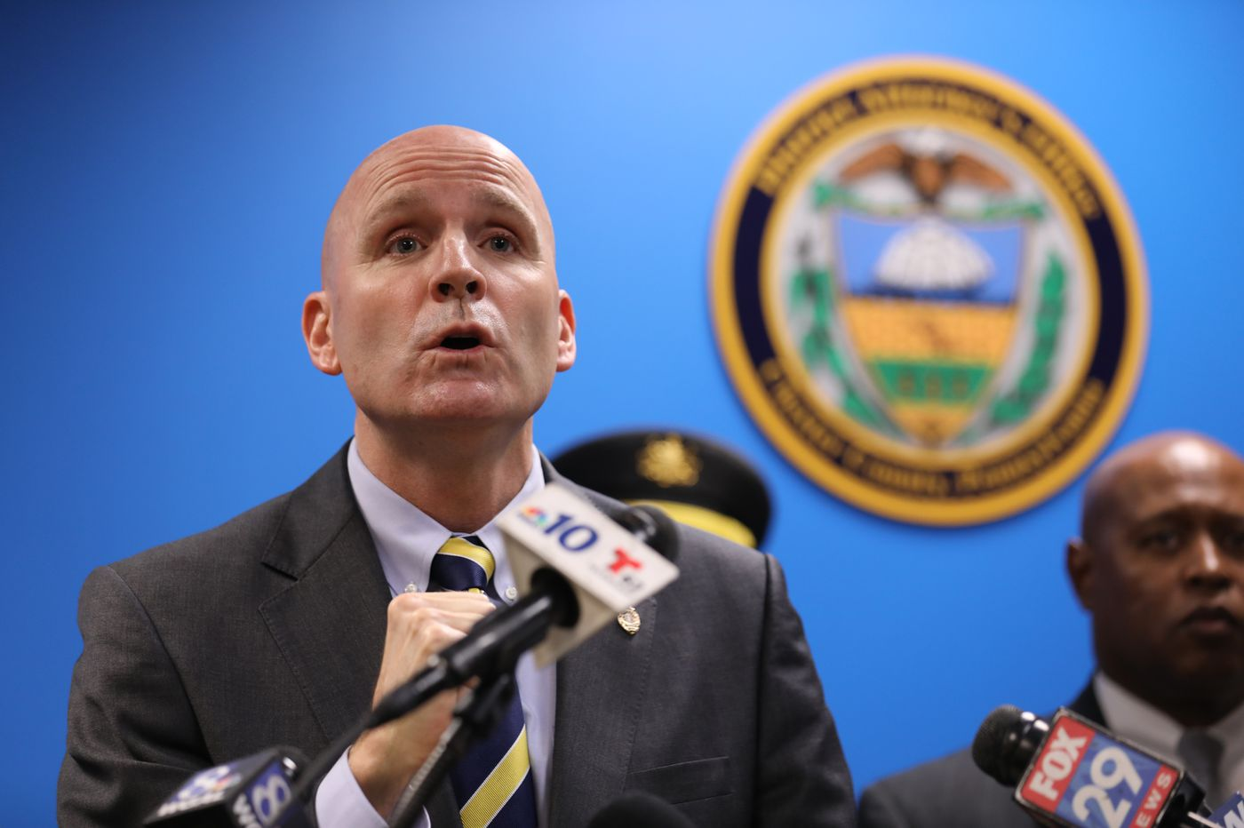 Chesco DA, state police union push for resolution of suit over 'do not use' list