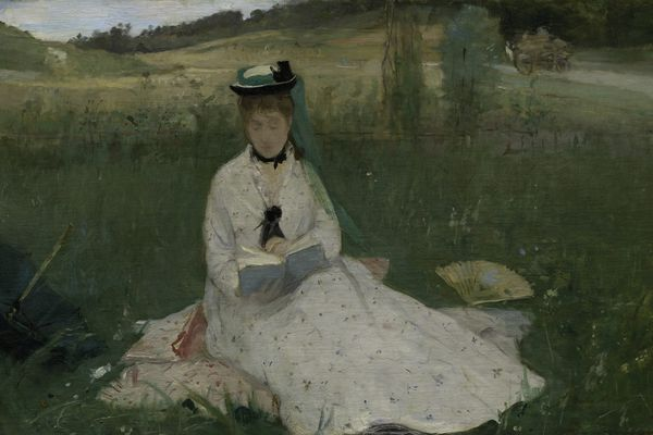 Berthe Morisot at the Barnes: Fresh, smart work from the overlooked Impressionist