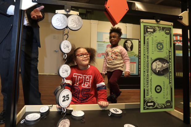 5 lessons for kids at the Please Touch Museum's new money exhibit